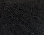 Fiber Content 41% Acrylic, 31% Wool, 18% Polyester, Brand Ice Yarns, Black, fnt2-52789