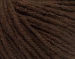 Fiber Content 50% Wool, 50% Acrylic, Brand Ice Yarns, Brown, fnt2-52806