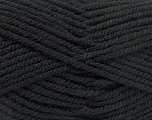 Fiber Content 100% Acrylic, Brand ICE, Black, Yarn Thickness 5 Bulky  Chunky, Craft, Rug, fnt2-53169