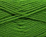 Fiber Content 100% Acrylic, Light Green, Brand ICE, Yarn Thickness 5 Bulky  Chunky, Craft, Rug, fnt2-53181