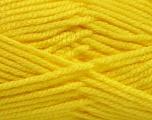 Fiber Content 100% Acrylic, Light Yellow, Brand ICE, Yarn Thickness 5 Bulky  Chunky, Craft, Rug, fnt2-53186