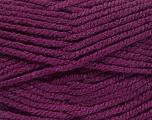 Fiber Content 100% Acrylic, Brand ICE, Dark Maroon, Yarn Thickness 5 Bulky  Chunky, Craft, Rug, fnt2-53193