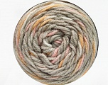 Fiber Content 80% Acrylic, 20% Polyamide, Yellow, Light Pink, Brand Ice Yarns, Beige, Yarn Thickness 4 Medium  Worsted, Afghan, Aran, fnt2-53204