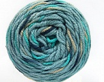 Fiber Content 80% Acrylic, 20% Polyamide, Turquoise, Navy, Light Jeans Blue, Brand Ice Yarns, Camel, Yarn Thickness 4 Medium  Worsted, Afghan, Aran, fnt2-53213