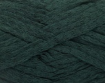 Fiber Content 100% Cotton, Brand ICE, Dark Green, Yarn Thickness 5 Bulky  Chunky, Craft, Rug, fnt2-53223