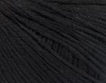 Cashmere  Fiber Content 70% Cotton, 15% Cashmere, 15% Elite Polyester, Brand Ice Yarns, Black, fnt2-53294