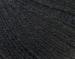 Fiber Content 50% Acrylic, 25% Alpaca, 25% Merino Wool, Brand ICE, Anthracite Black, Yarn Thickness 2 Fine  Sport, Baby, fnt2-53350