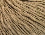 Fiber Content 60% Wool, 40% Acrylic, Brand Ice Yarns, Camel, Yarn Thickness 2 Fine  Sport, Baby, fnt2-53360