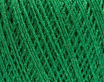 Conţinut de fibre 75% Poliester, 25% Lurex, Brand Ice Yarns, Green, fnt2-53548