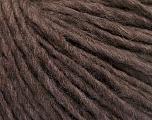 Kuitupitoisuus 50% Merinovilla, 25% Akryyli, 25% Alpakka, Brand Ice Yarns, Brown Melange, fnt2-53596