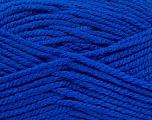 Fiber Content 100% Acrylic, Brand ICE, Blue, Yarn Thickness 5 Bulky  Chunky, Craft, Rug, fnt2-53647