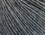 Fiber Content 50% Wool, 50% Acrylic, Brand Ice Yarns, Grey Melange, Yarn Thickness 3 Light  DK, Light, Worsted, fnt2-53685