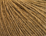 Fiber Content 50% Wool, 50% Acrylic, Light Brown, Brand Ice Yarns, Yarn Thickness 3 Light  DK, Light, Worsted, fnt2-53687