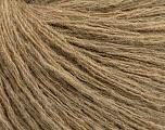 Fiber Content 60% Acrylic, 40% Wool, Brand ICE, Camel, fnt2-53702