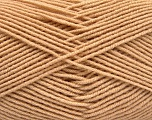 Fiber Content 70% Acrylic, 30% Wool, Brand Ice Yarns, Cafe Latte, Yarn Thickness 4 Medium  Worsted, Afghan, Aran, fnt2-53712