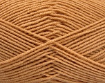 Fiber Content 70% Acrylic, 30% Wool, Light Brown, Brand Ice Yarns, Yarn Thickness 4 Medium  Worsted, Afghan, Aran, fnt2-53713