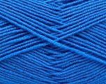 Fiber Content 70% Acrylic, 30% Wool, Brand Ice Yarns, Blue, Yarn Thickness 4 Medium  Worsted, Afghan, Aran, fnt2-53719