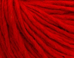 Fiber Content 50% Acrylic, 30% Wool, 20% Viscose, Red, Brand Ice Yarns, Yarn Thickness 4 Medium  Worsted, Afghan, Aran, fnt2-53740