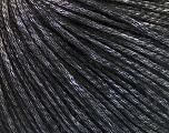 Fiber Content 60% Polyamide, 21% Acrylic, 19% Merino Wool, Silver, Brand Ice Yarns, Black, Yarn Thickness 3 Light  DK, Light, Worsted, fnt2-53750