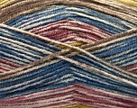 Fiber Content 70% Acrylic, 30% Wool, Orchid, Olive Green, Navy, Brand Ice Yarns, Brown, Yarn Thickness 2 Fine  Sport, Baby, fnt2-53772