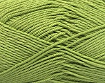 Fiber Content 100% Mercerised Cotton, Light Forest Green, Brand Ice Yarns, Yarn Thickness 2 Fine  Sport, Baby, fnt2-53790