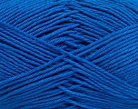 Fiber Content 100% Mercerised Cotton, Brand ICE, Dark Blue, Yarn Thickness 2 Fine  Sport, Baby, fnt2-53792