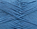 Fiber Content 100% Mercerised Cotton, Jeans Blue, Brand Ice Yarns, Yarn Thickness 2 Fine  Sport, Baby, fnt2-53794