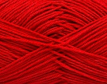 Fiber Content 100% Mercerised Cotton, Red, Brand Ice Yarns, Yarn Thickness 2 Fine  Sport, Baby, fnt2-53798