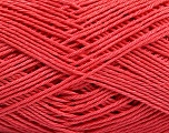 Fiber Content 100% Mercerised Cotton, Salmon, Brand ICE, Yarn Thickness 2 Fine  Sport, Baby, fnt2-53799