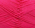 Fiber Content 100% Mercerised Cotton, Brand Ice Yarns, Gipsy Pink, Yarn Thickness 2 Fine  Sport, Baby, fnt2-53804