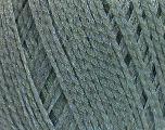 Kuitupitoisuus 100% Polymidi, White, Brand Ice Yarns, Grey, Blue, fnt2-53938