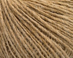 Fiber Content 50% Wool, 50% Acrylic, Light Camel, Brand Ice Yarns, Yarn Thickness 3 Light  DK, Light, Worsted, fnt2-53954