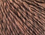 Fiber Content 50% Acrylic, 50% Wool, Salmon, Brand Ice Yarns, Camel, Brown, fnt2-53957