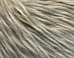 Fiber Content 50% Wool, 50% Acrylic, Brand Ice Yarns, Grey, Cream, Yarn Thickness 3 Light  DK, Light, Worsted, fnt2-53959