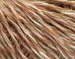 Fiber Content 50% Wool, 50% Acrylic, Light Pink, Brand ICE, Cream, Copper, Camel, Yarn Thickness 3 Light  DK, Light, Worsted, fnt2-53960
