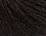 Fiber Content 50% Acrylic, 50% Wool, Brand Ice Yarns, Coffee Brown, Yarn Thickness 5 Bulky  Chunky, Craft, Rug, fnt2-54031