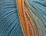 Fiber Content 44% Wool, 40% Acrylic, 16% Polyamide, Jeans Blue, Brand Ice Yarns, Camel, Yarn Thickness 5 Bulky  Chunky, Craft, Rug, fnt2-54067