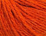 Fiber Content 80% Acrylic, 20% Wool, Orange, Brand Ice Yarns, fnt2-54091