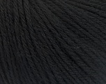 Fiber Content 100% Wool, Brand Ice Yarns, Black, Yarn Thickness 4 Medium  Worsted, Afghan, Aran, fnt2-54116