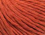 Fiber Content 100% Cotton, Brand Ice Yarns, Copper, Yarn Thickness 5 Bulky  Chunky, Craft, Rug, fnt2-54126