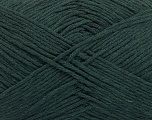 Please note that the yarn weight and the ball length may vary from one color to another for this yarn. Fasergehalt 100% Baumwolle, Brand Ice Yarns, Dark Green, fnt2-54132