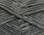 Fiberinnehåll 100% mikrofiber, Brand Ice Yarns, Grey, fnt2-54140