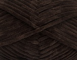 Fiberinnhold 100% Mikro-Fiber, Brand Ice Yarns, Coffee Brown, fnt2-54142