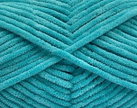 Fiber Content 100% Micro Fiber, Turquoise, Brand Ice Yarns, Yarn Thickness 4 Medium  Worsted, Afghan, Aran, fnt2-54153