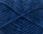 Fiber Content 100% Micro Fiber, Navy, Brand Ice Yarns, Yarn Thickness 4 Medium  Worsted, Afghan, Aran, fnt2-54156