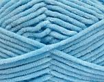 Composição 100% Microfibra, Brand Ice Yarns, Baby Blue, fnt2-54169