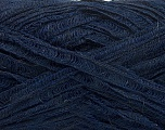 Fasergehalt 40% Baumwolle, 35% Acryl, 25% Polyamid, Navy, Brand Ice Yarns, fnt2-54172