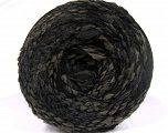 Fiberinnehåll 38% Ull, 32% Akryl, 20% Alpacka, 10% Polyamid, Brand Ice Yarns, Grey Shades, Dark Brown, Black, fnt2-54176
