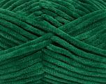 Fiberinnehåll 100% mikrofiber, Brand Ice Yarns, Dark Green, fnt2-54257