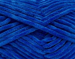 Fiberinnhold 100% Mikro-Fiber, Royal Blue, Brand Ice Yarns, fnt2-54258